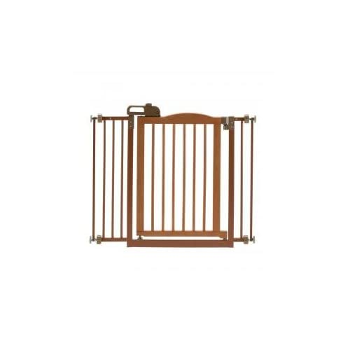 Image of Pet Supplies Richell One-Touch II Pet Gate