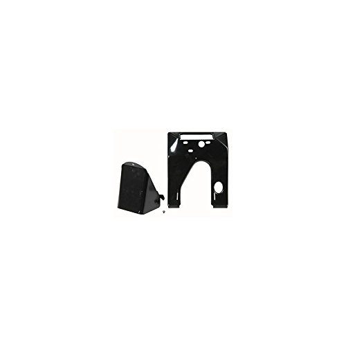 Eckler's Premier Quality Products 33186181 Camaro Trunk Latch Support & Shield by Premier Quality Products