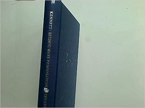 Descargar Libro It Seismic Wave Propagation In Stratified Media PDF Gratis Descarga