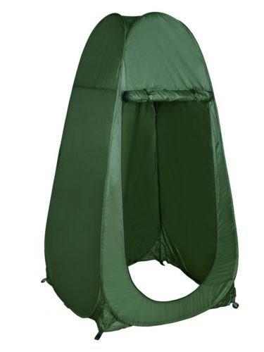 YOPEEN Portable Outdoor Grün Pop up Zelt Camping Dusche Privatsphäre WC Ändern