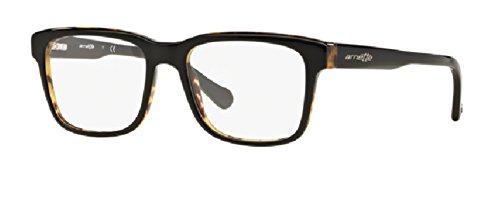 Arnette - OUTPUT AN 7101-1182 Eyeglasses Brown Havana ()