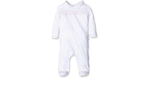 Gocco Pelele Smock Pijama, Rosa BEBÉ, 1-3 Meses para Bebés ...