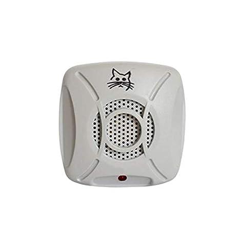 Shoppy Star Dispositivo Repelente ultrasónico hogar contra Ratas, Ratones, Hormigas, cucarachas, Mosquitos, Insectos, Suministros para Mascotas: Blanco, ...