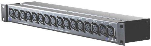 ART P16 XLR Balanced Patchbay - Patchbay Audio Accessories