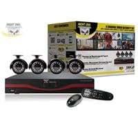 Night Owl D1 8 Ch 4 Cam 420TVL 500GB HDD Sec Syste