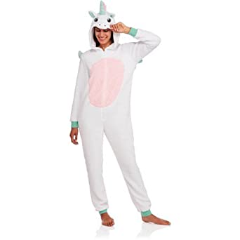 Amazon.com: Secret Treasures Womens Assorted Character Sleepwear Adult One Piece Costume Union Suit Pajama (XL): Clothing