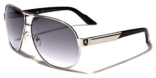 Premium Men's Fashion Aviator Retro 80's - Green Designer Sunglasses