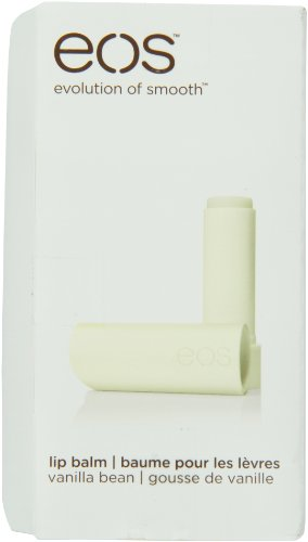 EOS Lip Balm Vanilla Bean Smooth Stick Pack of 12