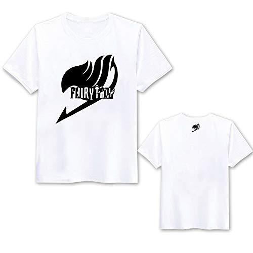 Tail Fairy Casual E Maglietta Uomo White01 Classico Popolare Unisex Rotondo Corta Aivosen Coll Semplice Donne Per Manica EYxUgpWqw