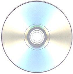 CMC Pro (Powered by TY Technology) SILVER INKJET HUB PRINTABLE 48X 80-Minute CD-R's, 100-Pak