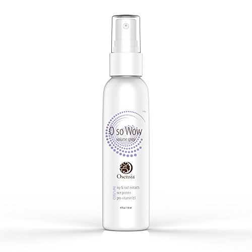 Volumizing Spray - Thickening Texture Spray Gives Full, Voluminous Hair - Strengthen, Combat Oil, and Prevent Hair Loss - Panthenol, Burdock Root, Fenugreek for Hair Growth, Shine, Volume by - Protein Hair Panthenol Conditioner