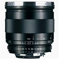 Zeiss Wide Angle 25mm F/2 Distagon T* ZF.2 Series Manual Focus Lens for Nikon F (AI-S) Bayonet SLR System. (D300 Housing)