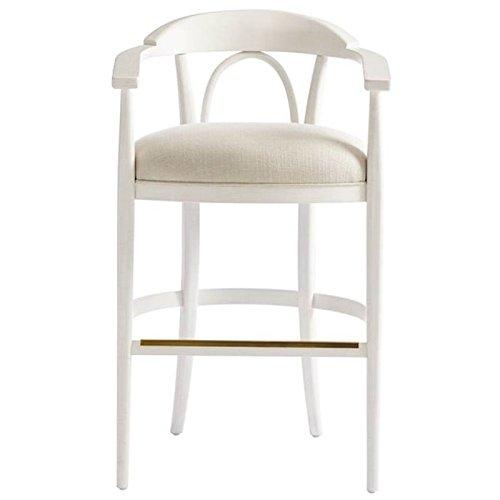 Alabaster Bars - Stanley Furniture Panavista Studio Barstool in Alabaster