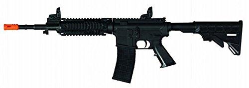 - tippmann airsoft carbine co2 / hpa blowback - black(Airsoft Gun)
