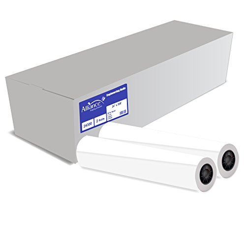 Best engineering paper rolls 24 x 300 list