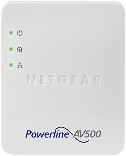 NETGEAR Powerline 500 1-Port Starter Kit (XAVB5201) by NETGEAR (Image #2)