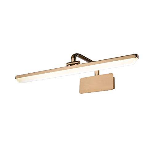 Hillhead Lampada Da Tavolo Specchio Antico Oro Nuovo Classico Fari