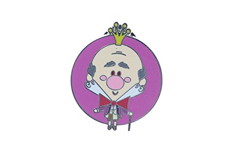 Disney Hong Kong Disneyland World of Evil Mystery Collection - King Candy Only Pin (Disney King Candy Pin)