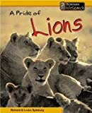 A Pride of Lions, Louise Spilsbury and Richard Spilsbury, 1403407452