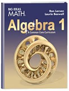 math worksheet : amazon  big ideas math algebra 2 common core student edition  : Big Ideas Math Worksheets