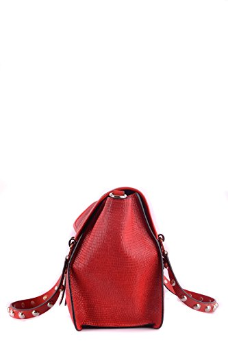 Red De MCBI249065O Hombro Rojo Bolso Cuero Valentino Mujer qzqfATR