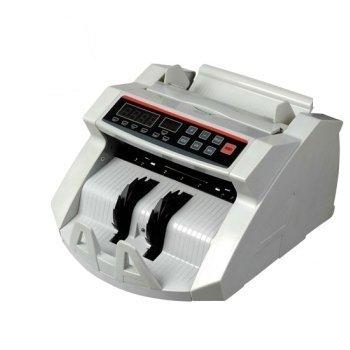 contador de billetes y detector de falsos