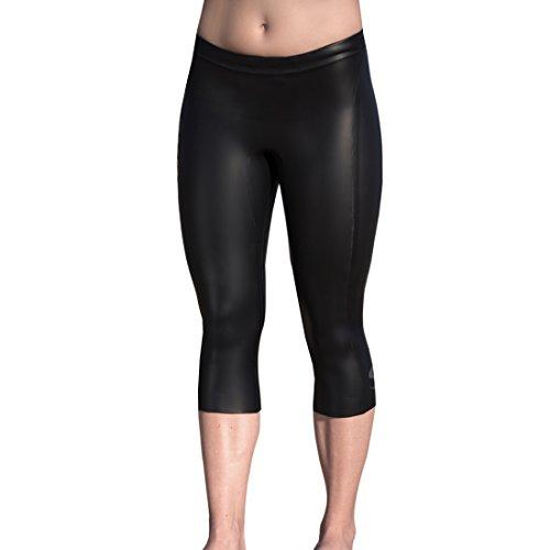 Triathlon Wetsuit Pants Synergy Women's EpicSpeed Neoprene Pants For Open Water Swimming