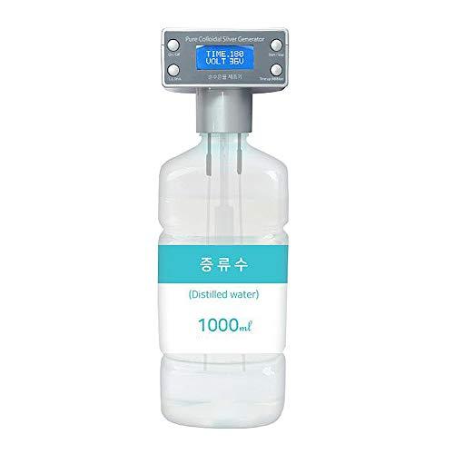 coms Pure Silver Mineral Water Maker, Colloidal Silver Generator (CSG88)