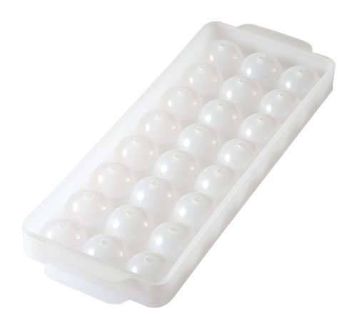 Hutzler Ice Ball Tray -Ice Spheres, Natural by Hutzler (Image #1)
