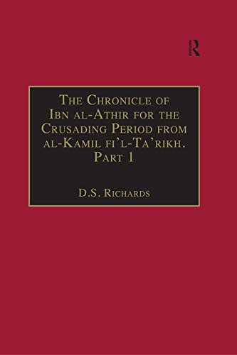 The Chronicle of Ibn al-Athir for the Crusading Period for sale  Delivered anywhere in USA