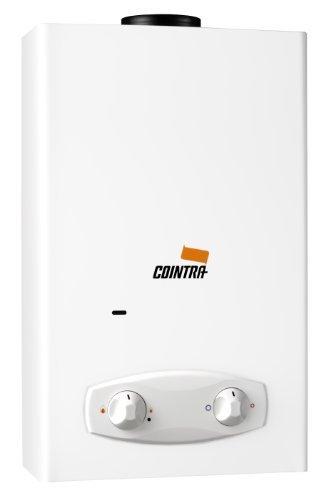 Cointra optima - Calentador gas optima cob 14-p interior 14l gas butano clase de
