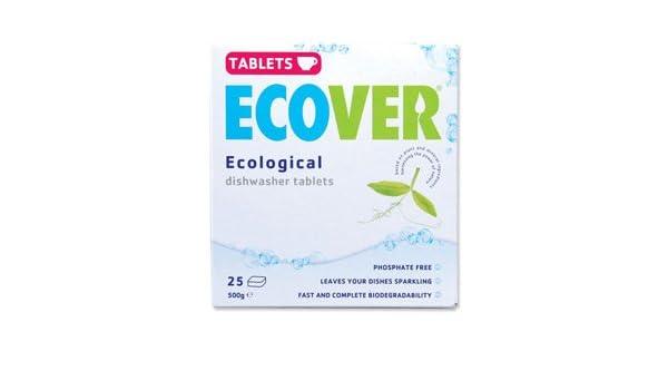 Producto nuevo. Ecover pastillas para lavavajillas respetuoso con ...