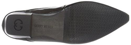Gerry Weber Nora 02, Zapatos de Cordones Derby para Mujer Antracita