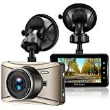 """Car Dash Cam, OldShark 1080P 3.0"""" Car Video Recorder with Night Vision,Sony Sensor,G-Sensor,Parking Monitor,Motion Detection,Loop Recording,170 Wide Angle View Dashboard Camera DVR [Updated GS505]"""