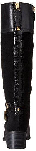Lapis Black Women's Franco Sarto Boot Western zX0xx1Eq