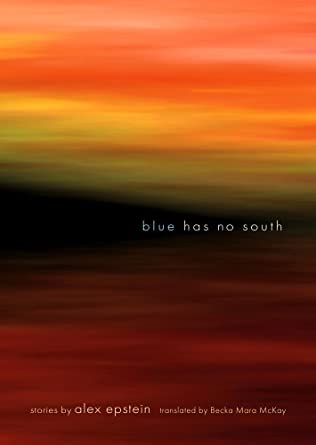 book cover of Blue Has No South