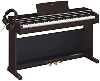 ZIK - Pack Yamaha YDP-144 Rosewood - Piano digital + ...