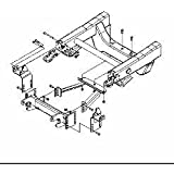 Boss Plow Part #LTA09002C - UC RT3 - HT X  SPORT - CHEVY 1 2 TON - 07 amp;UP