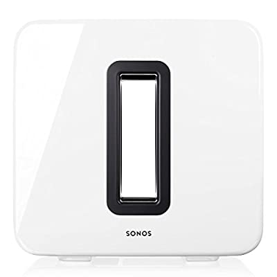 SONOS SUB Wireless Subwoofer by Sonos