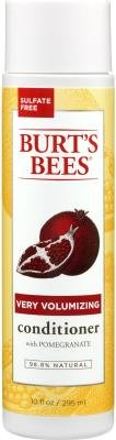 Burt's Bees Very Volumizing Conditioner Pomegranate 10 oz (Pack of 3) (Conditioner Volumizing Very)