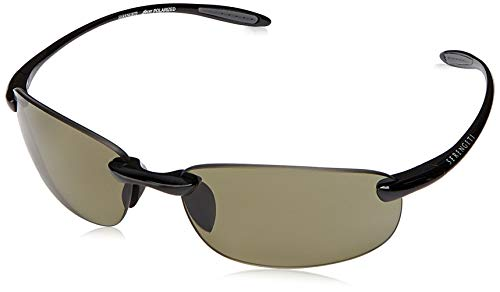 Serengeti Nuvola Sunglasses (Polar PhD 555, Shiny ()