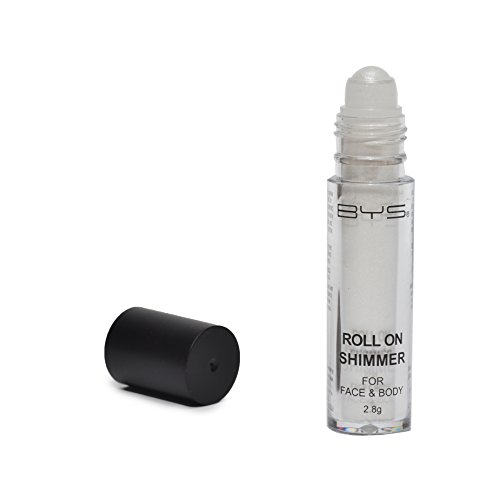 Shimmer Roll - BYS Face and Body Roll On Glitter Shimmer Snow White