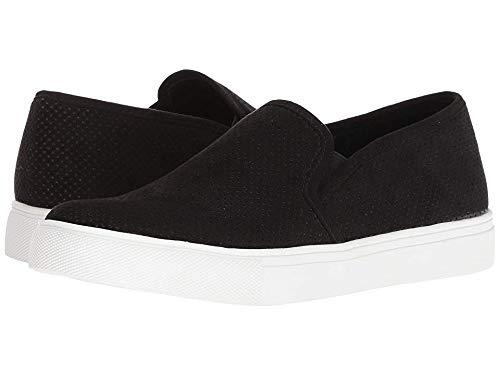 Steve Madden Women's Zarayy Slip-on Sneaker Black 9.5 M US