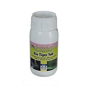 Sandokan Bio Tiger Tab - Larvicida in pastiglie effervescenti - (200) 1 spesavip