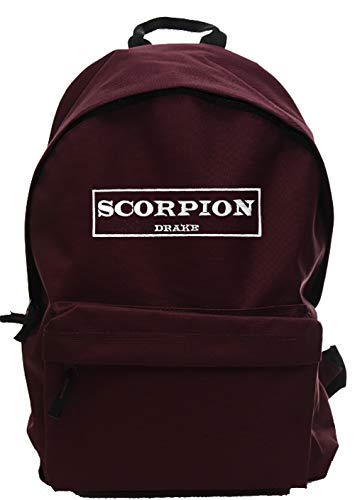 Drake Backpack Backpack Maroon Maroon Drake Scorpion Scorpion r1xrqRO