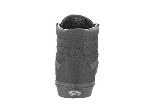 Gray Sneaker U SK8 adulto Vans unisex Gray VKYA7ZR HI 8vw7q