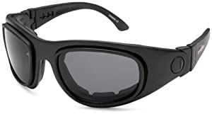 Bobster Sport and Street 2 Convertible Sunglasses with 3 Lenses