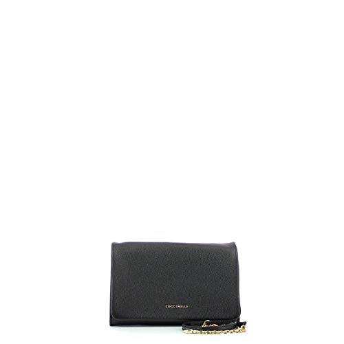 leather Pochette in in Pochette leather vawpOx4