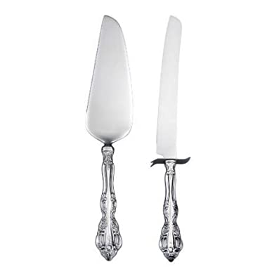 Oneida Michelangelo 2-Piece Cake Server Flatware Set 2765002C