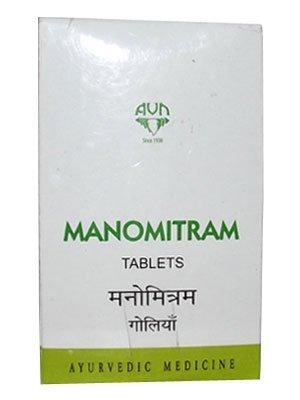 AVN Ayurveda Formulations Manomitram Tablets 90